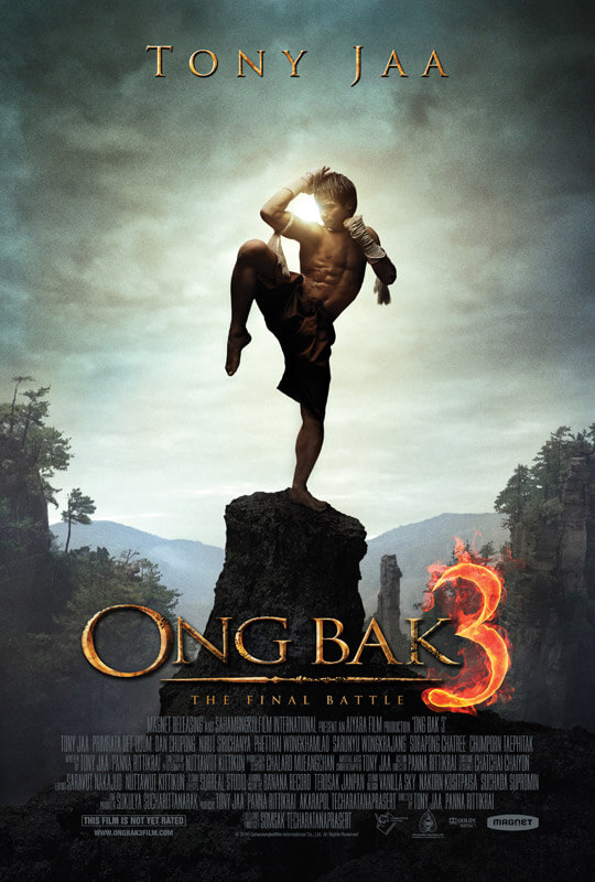 دانلود فیلم مبارز تایلندی Ong Bak 3