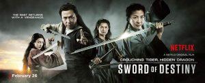 دانلود فیلم 2016 Crouching Tiger, Hidden Dragon: Sword of Destiny