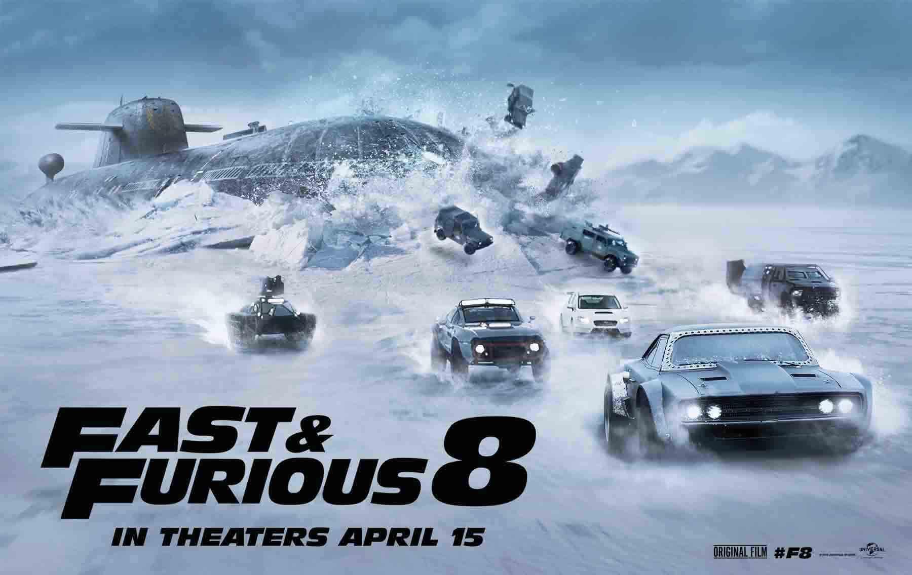 دانلود فیلم Fast and Furious 8