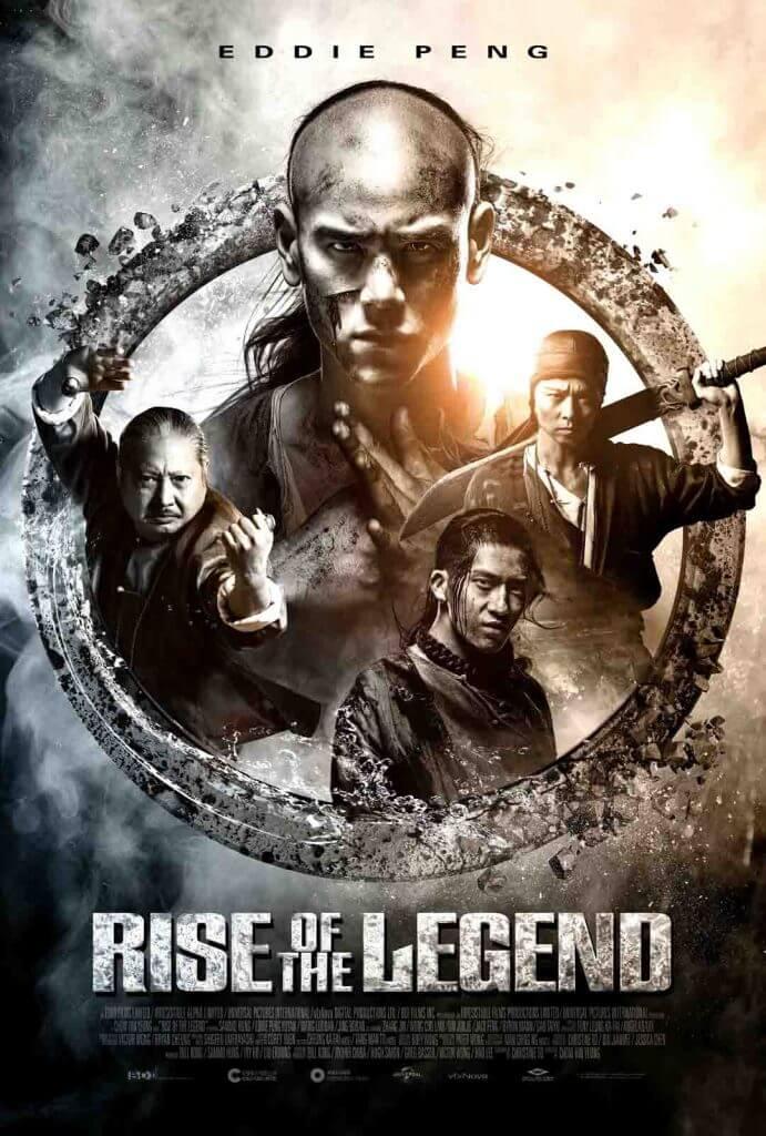دانلود فیلم Rise of the Legend 2014