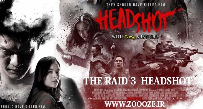 دانلود فیلم THE RAID 3 HEADSHOT