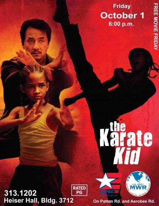 دانلود فیلم The Karate Kid 2010