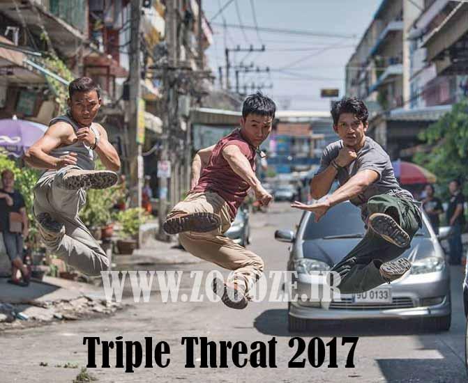 دانلود فیلم Triple Threat 2017