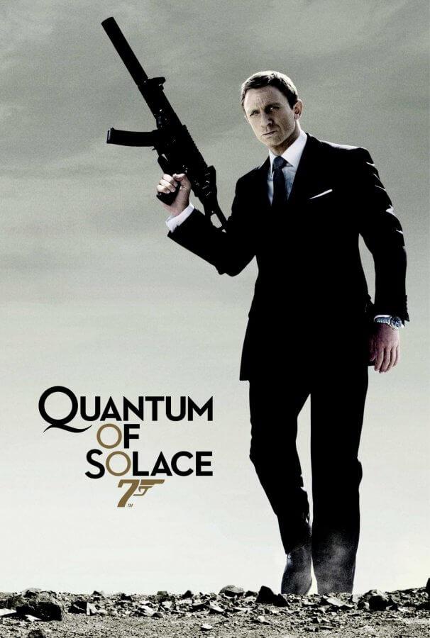دانلود فیلم Quantum of Solace 2008