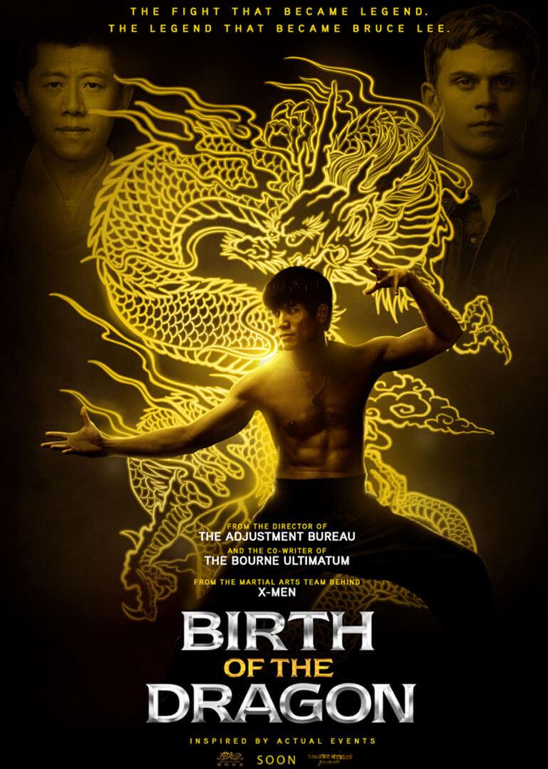 دانلود فیلم Birth of the Dragon 2017
