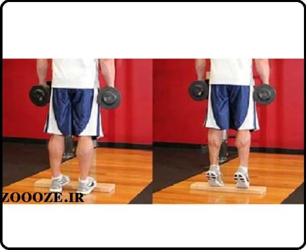 بدنسازی ساق پا