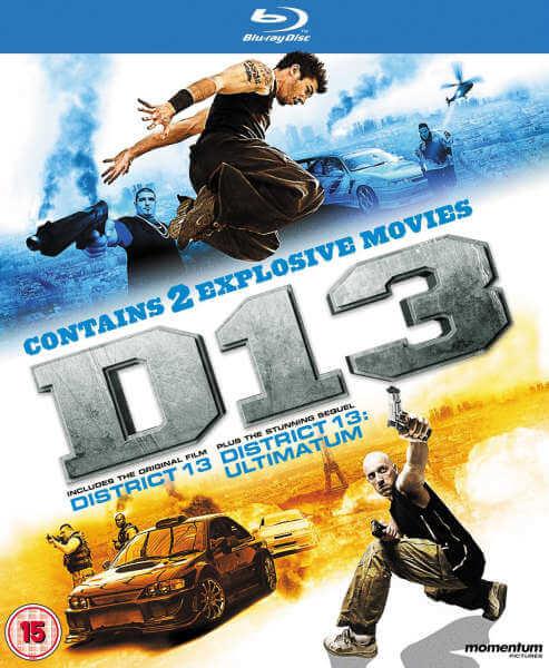 دانلود فیلم District B13 2004