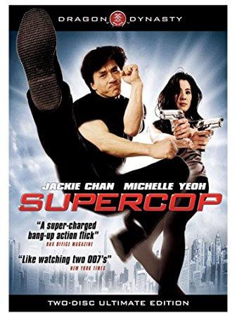 دانلود فیلم Police Story 3: Super Cop