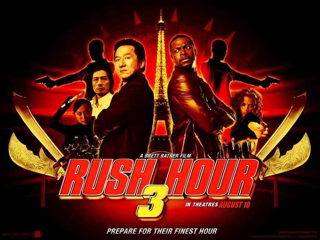 دانلود فیلم ساعت شلوغی Rush Hour 3