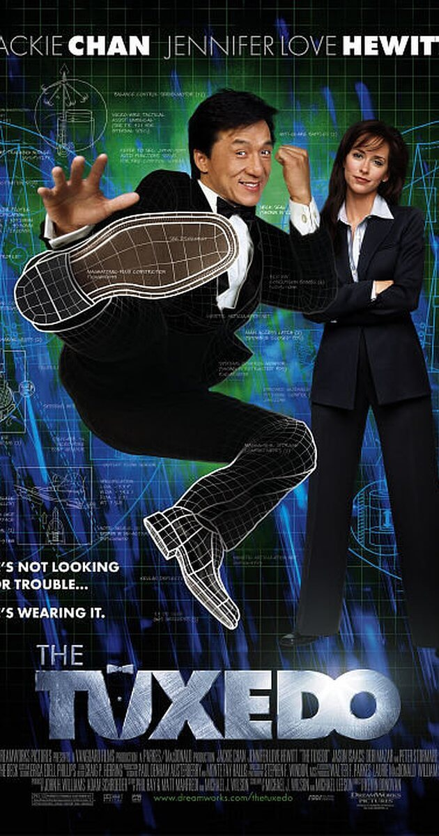 دانلود فیلم The Tuxedo 2002 تاکسیدو