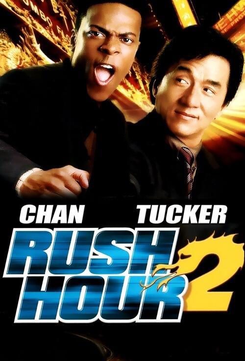 دانلود فیلم Rush Hour 2