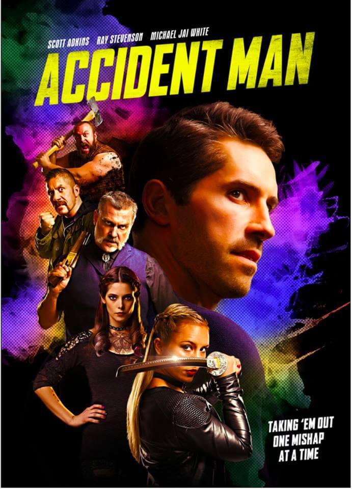 فیلم رزمی - مرد حادثه 2018