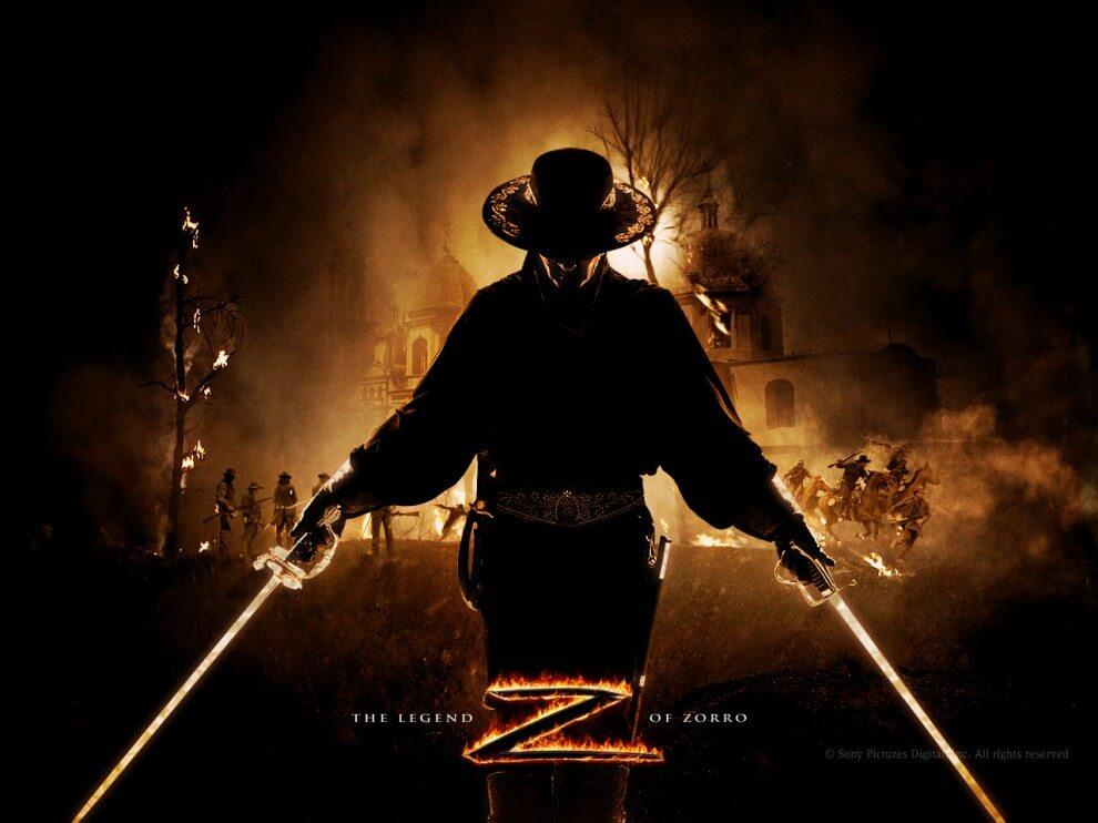 دانلود فیلم The Legend Of Zorro 2005