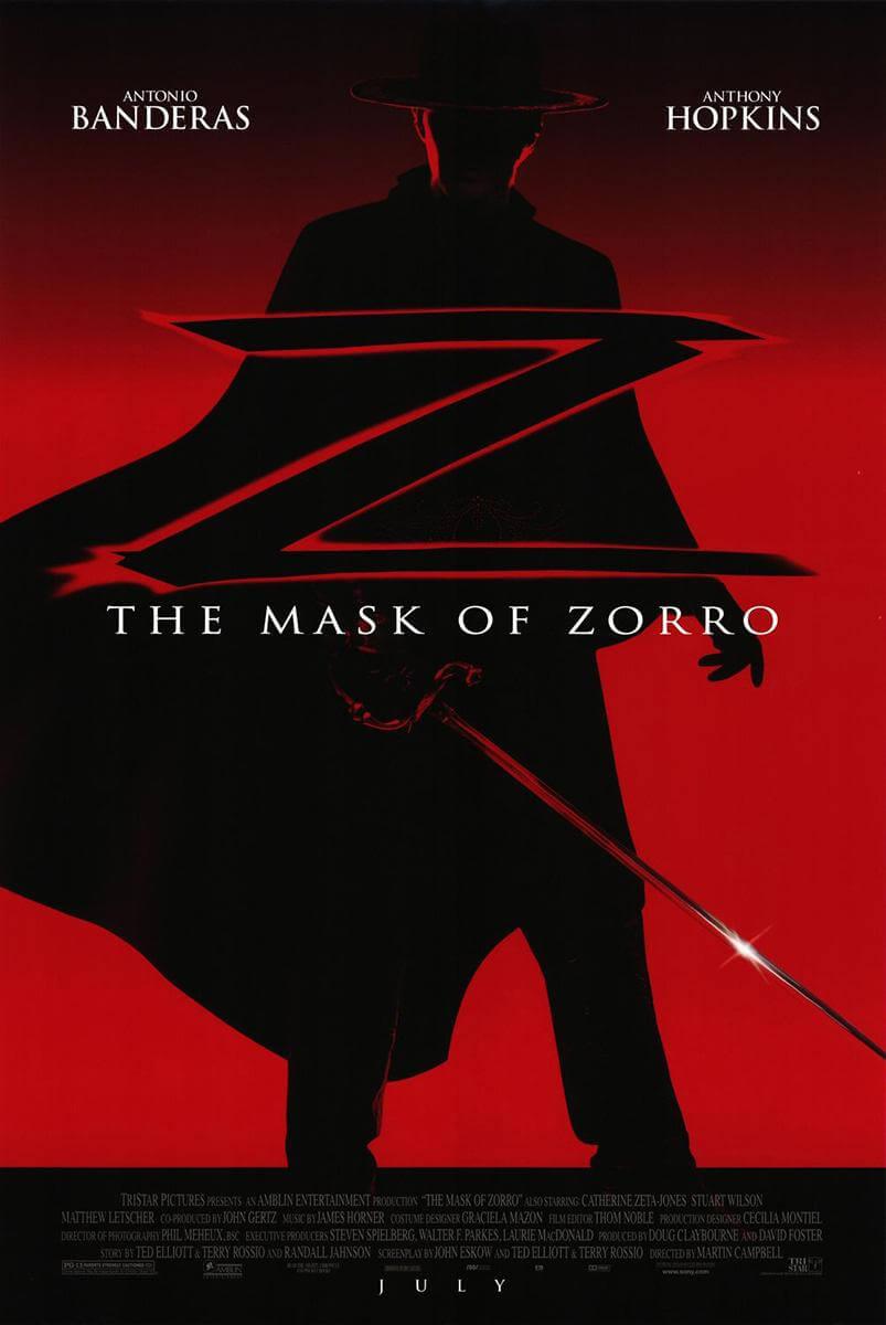 دانلود فیلم The Mask of Zorro 1998