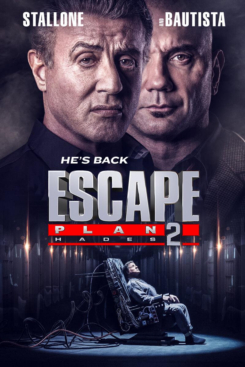 دانلود فیلم Escape Plan 2 2018 Hades