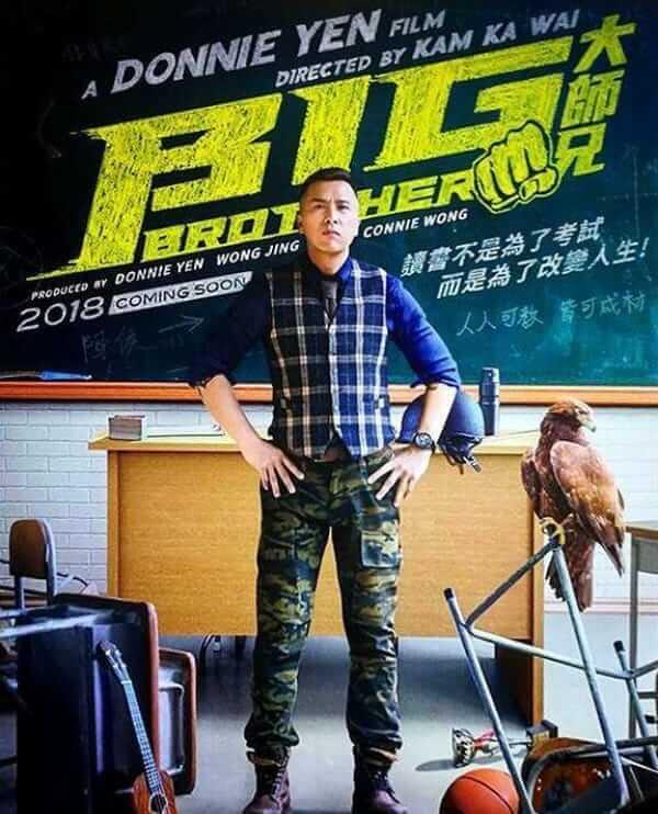 دانلود فیلم Big Brother 2018