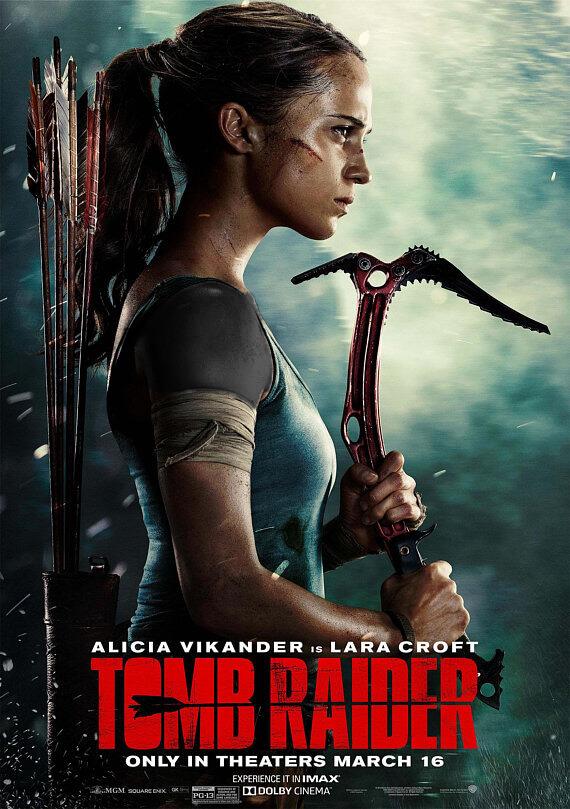 دانلود فیلم Tomb Raider 2018