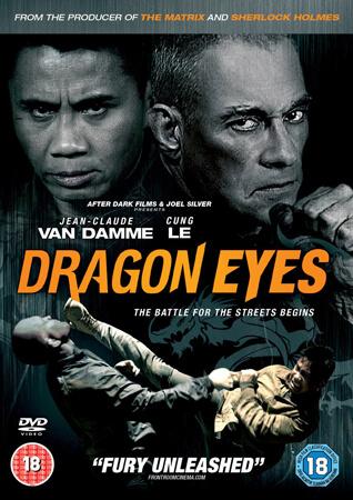 دانلود فیلم Dragon Eyes 2012
