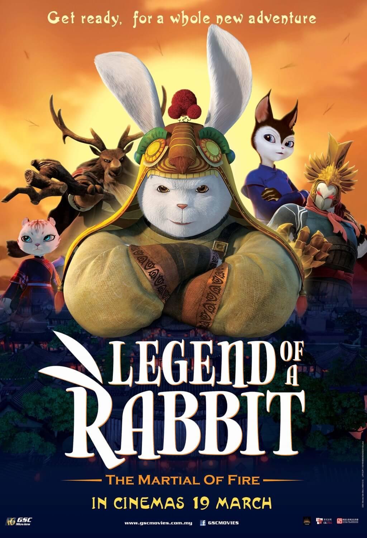 دانلود انیمیشن افسانه خرگوش کونگ فو کار