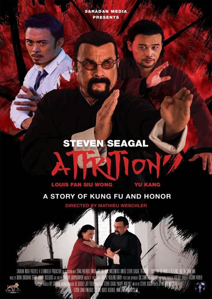 دانلود فیلم Attrition 2018