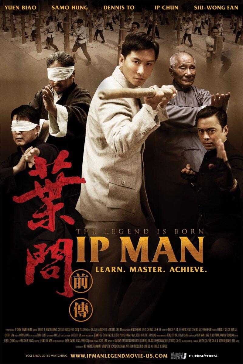دانلود فیلم The Legend Is Born Ip Man 2010