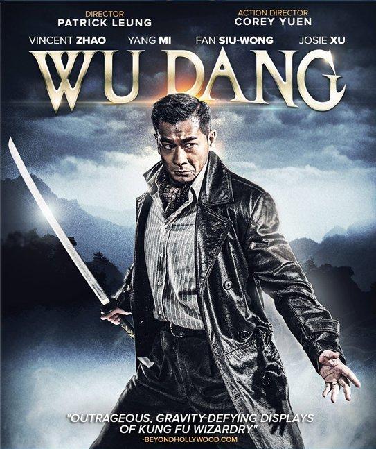 دانلود فیلم Wu Dang 2012