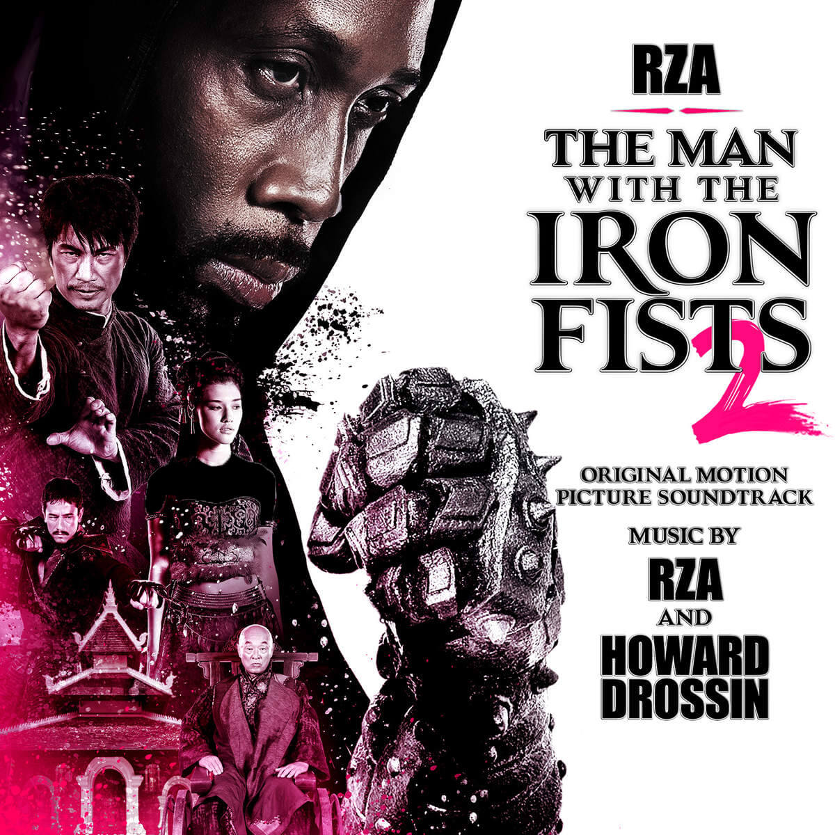 دانلود فیلم The Man with the Iron Fists 2 2015